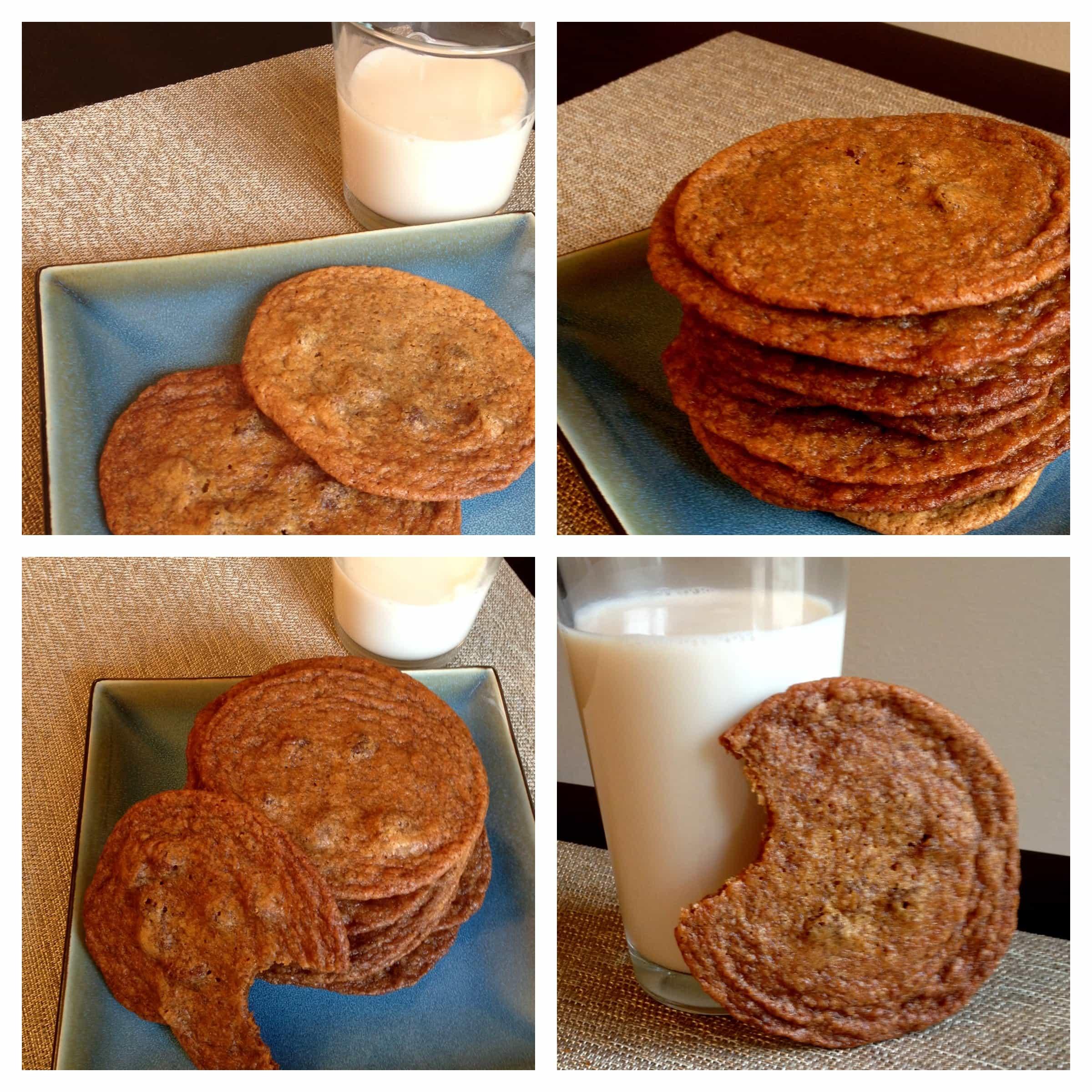 The Cookie Rookie: Brown Sugar Chocolate Chip Cookies (cow Chip Cookies