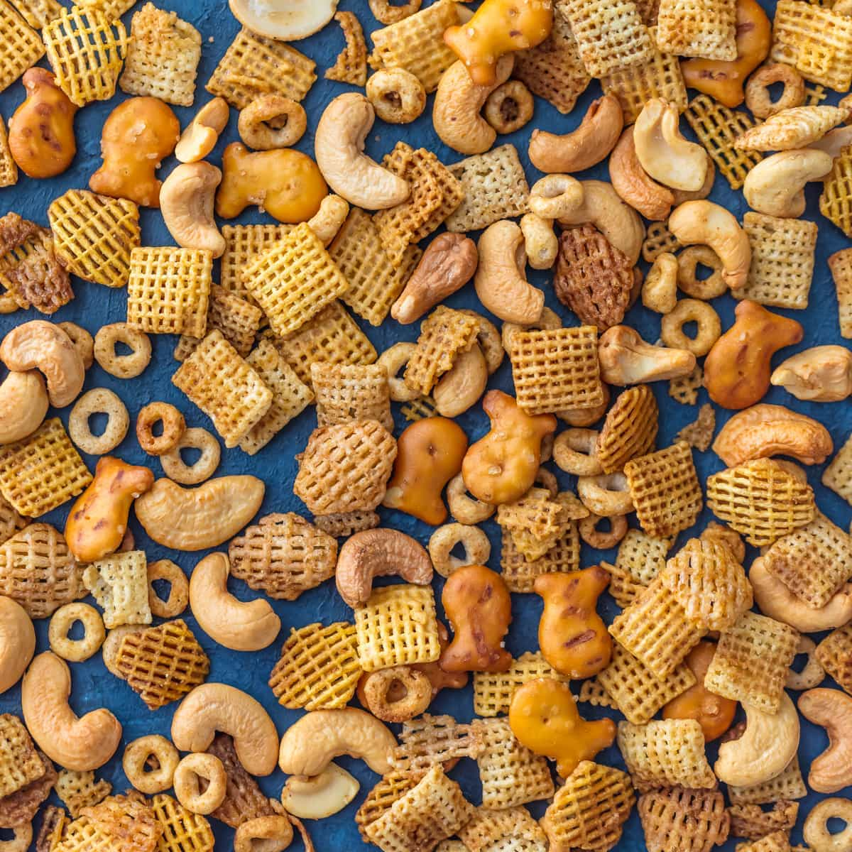 Chex Mix Recipe Best Chex Party Mix Recipe Video