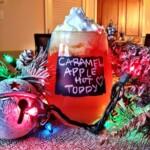 Caramel Apple Hot Toddy