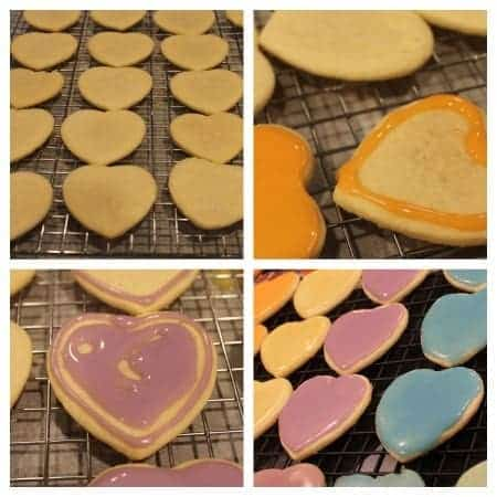 perfect decorated cookies