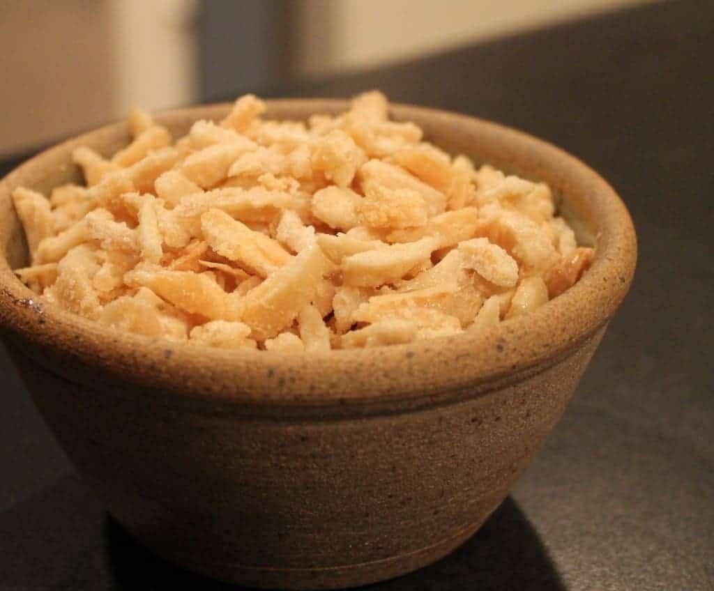 perfect sugared almonds