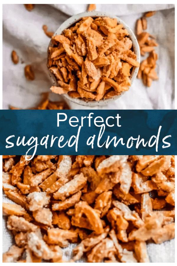 sugared almonds pinterest photo