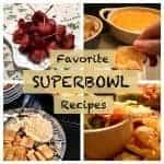 favorite SUPERBOWL recipes!!