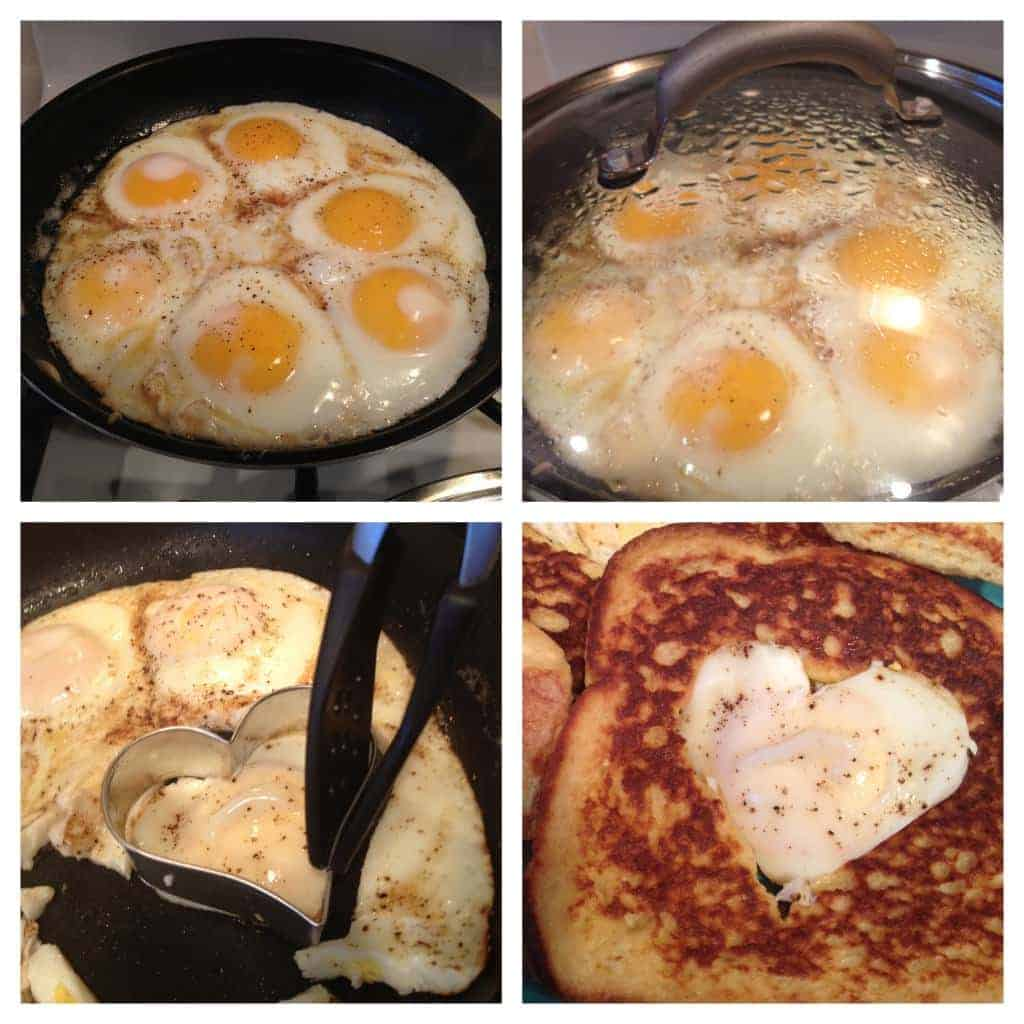 bacon and eggs french toast
