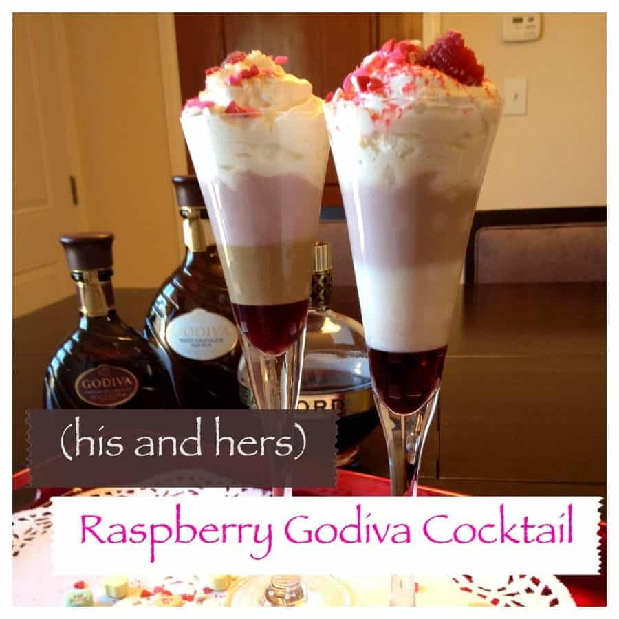 raspberry godiva cocktail