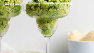 Margarita Guacamole Dip Recipe (Tequila Guacamole)