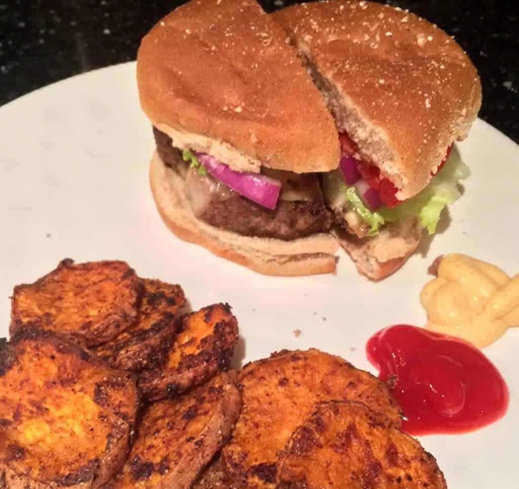 perfect stovetop burgers