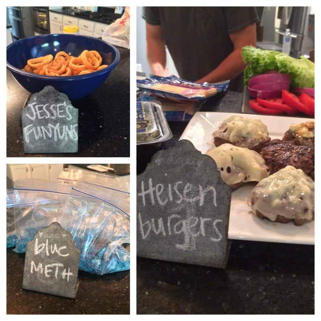 blue rock candy