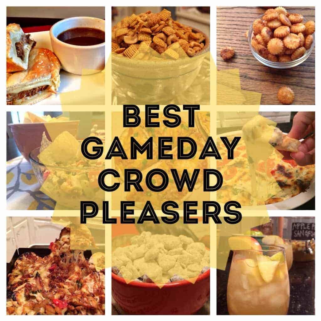 the best GAMEDAY crowd pleasers