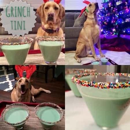 thirsty thursday: the grinch-tini