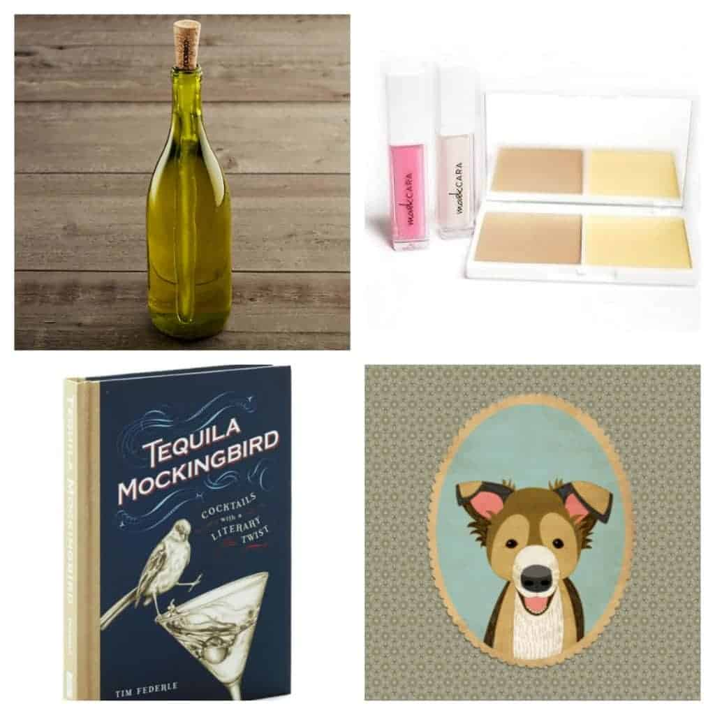 friday faves 12/6/13. www.thecookierookie.com, posts favorite gift ideas every friday!
