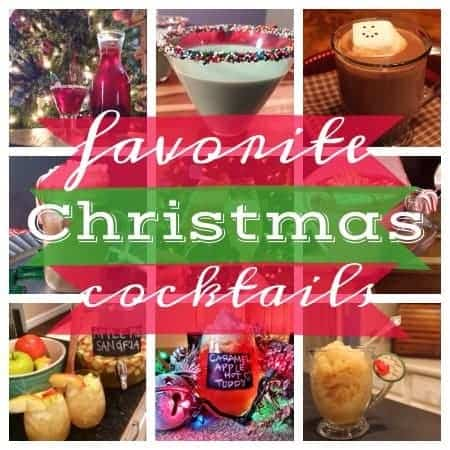 favorite Christmas cocktails