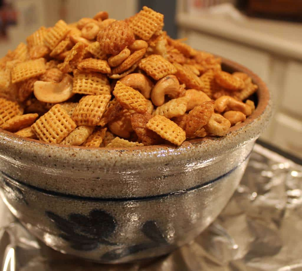 THE BEST CHEX PARTY MIX!!
