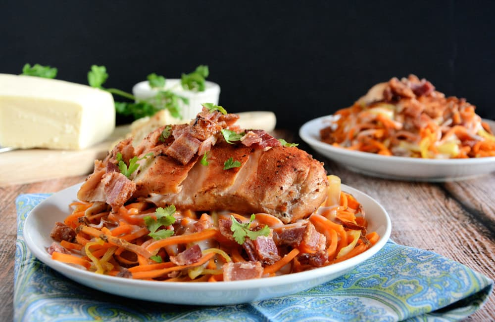 Sweet Potato Noodles 3