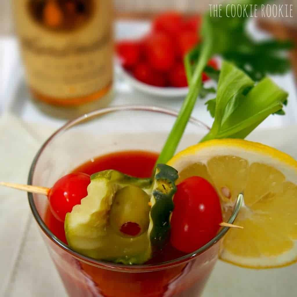 stovetop bloody marys! the only way to make a bloody mary!