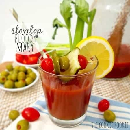 thirsty thursday: stovetop bloody mary