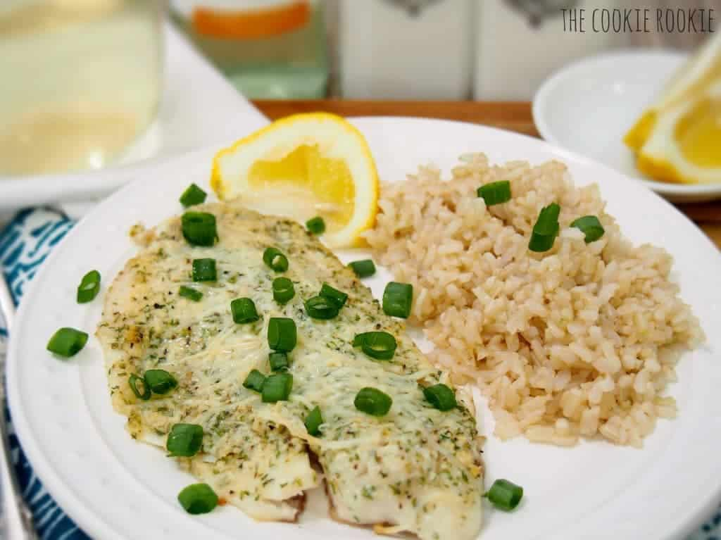 Lemon Pepper Parmesan Crusted Tilapia. READY IN 15 MINUTES!! easy favorite healthy dinner #healthy #easy #recipe