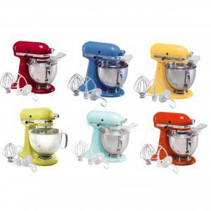 kitchenaid mixer giveaway - the cookie rookie