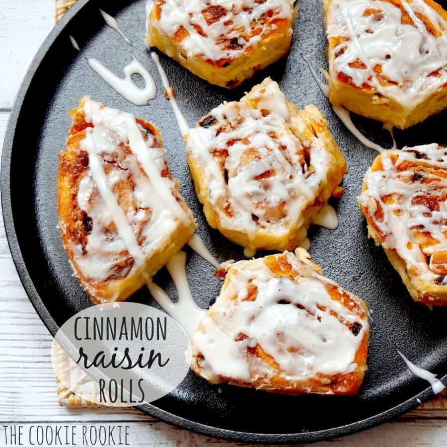 Great Grandma's Recipe for Best Ever Cinnamon Rolls. Delicious!