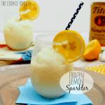 Thirsty Thursday: Frozen Lemon Sparklers