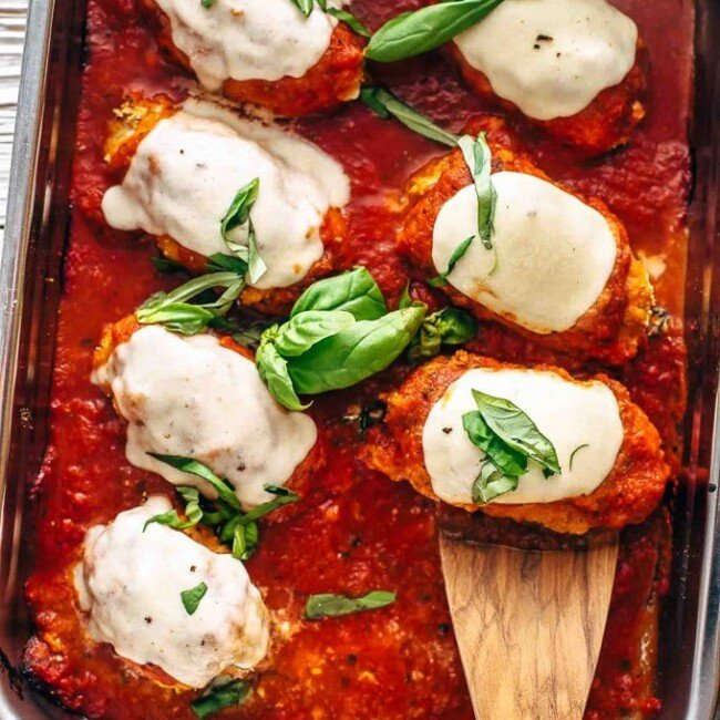 Chicken Roll Ups make for an easy and delicious dinner. This baked mozzarella chicken dish is the perfect thing to serve any night of the week. It's full of flavor, with plenty of cheese!