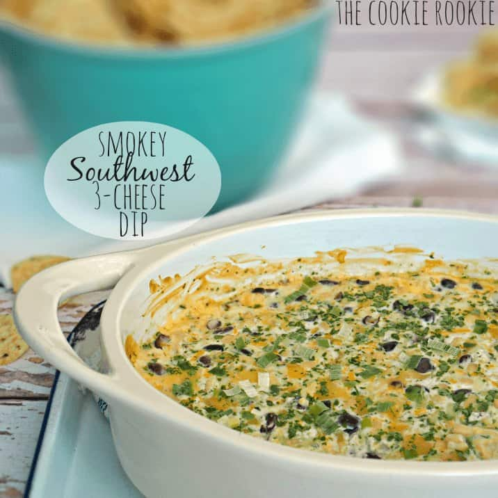 Smokey Southwest Cheese Dip