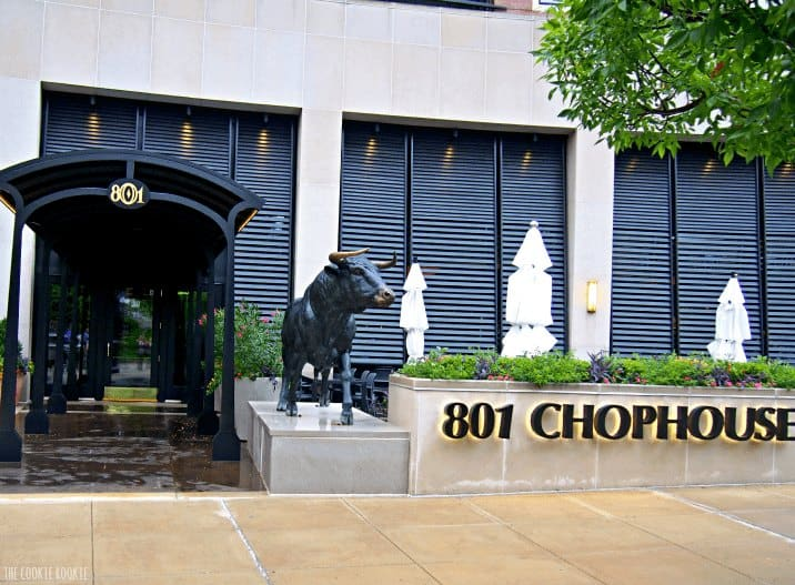 801 Chophouse - Saint Louis MO. Reviewed by The Cookie Rookie