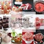 25 Must Make Skinny Valentine's Day Desserts