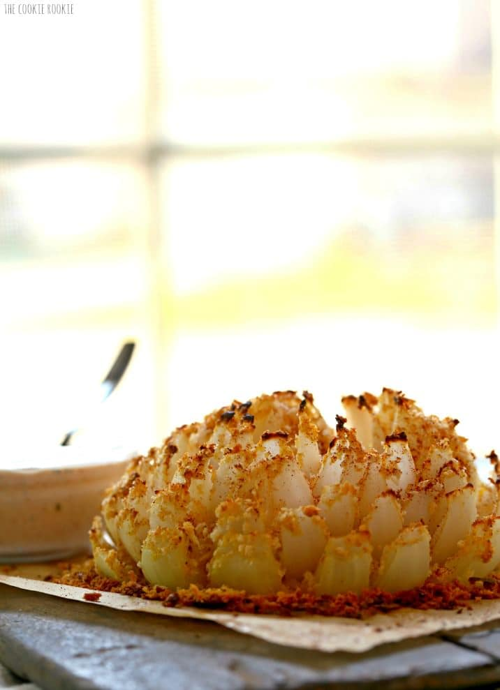 Classic Bloomin' Onion recipe