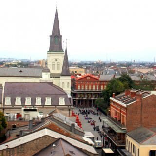 New Orleans: The Magic Moments