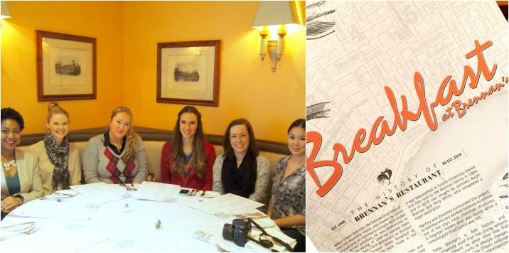 brennans restaurant