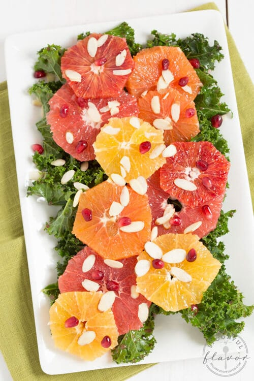 Citrus Salad | Spoonful of Flavor