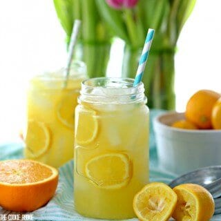 Meyer Lemon Citrus Sangria