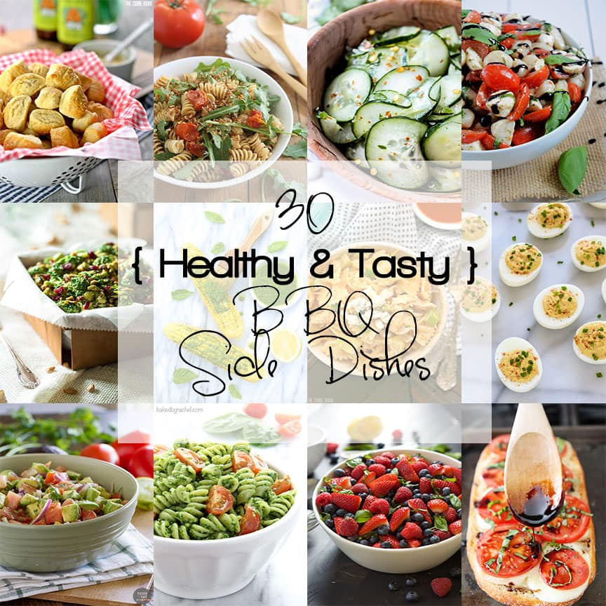30 Healthy Tasty BBQ Side Dishes