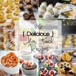 36 Delicious Mini Food Recipes!
