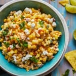 featured healthy mexican street corn