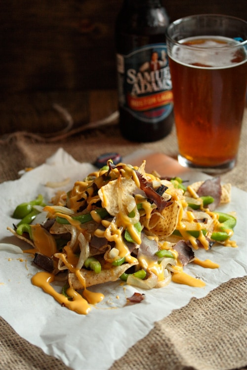 Philly Cheesesteak Nachos | Country Cleaver