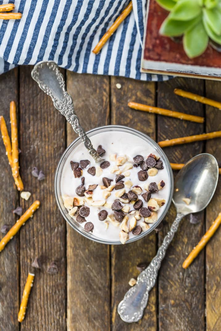 Chobani Flips, the perfect easy snack! #madewithchobani #spon @chobani