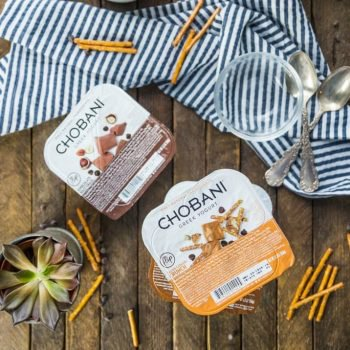 Chobani Flips, the perfect easy snack! #madewithchobani #spon @chobani