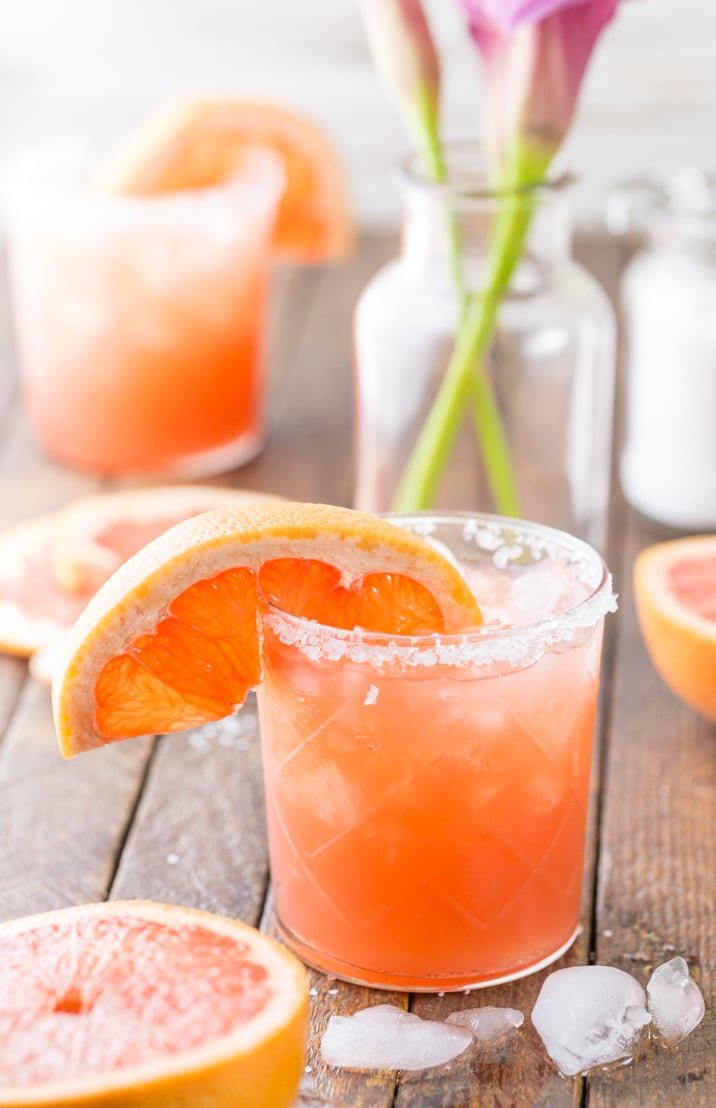 ... This drink is best. If you love grapefruit, you will LOVE this drink