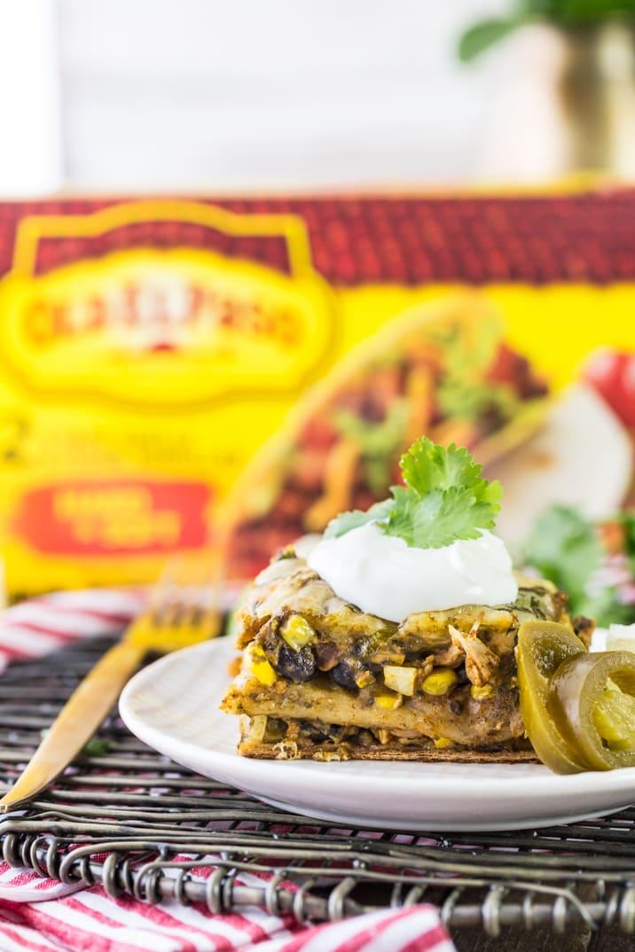 mexican lasagna (1 of 2)