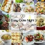 10 Easy Date Night Meals to Swoon Over