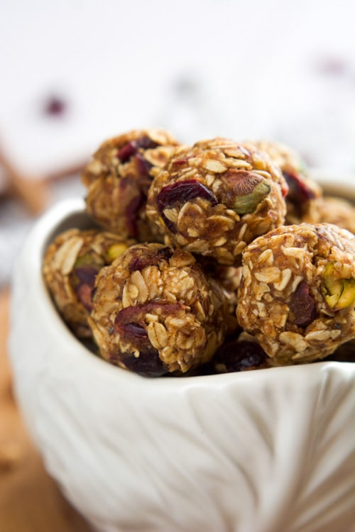 Fruit & Nut Energy Bites | With Salt and Wit