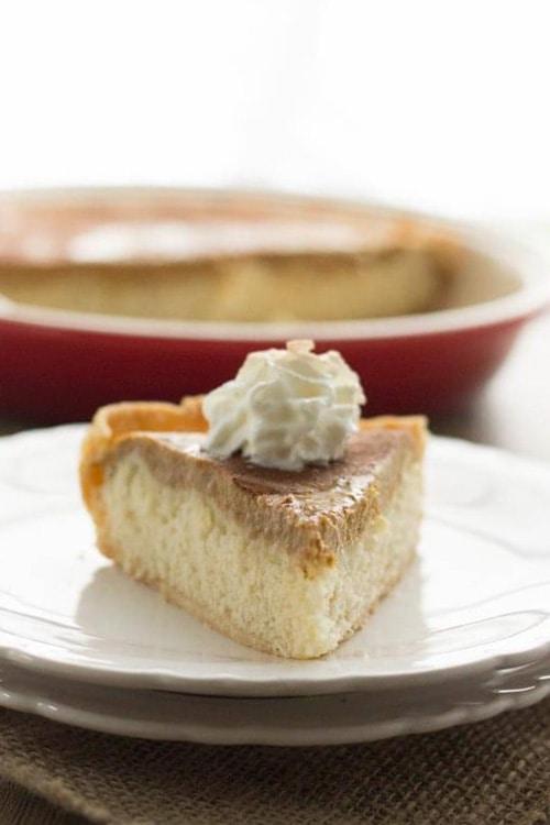 Snickerdoodle Pumpkin Pie | Lemons for Lulu