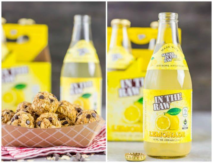 sugar in the raw organic lemonade drink
