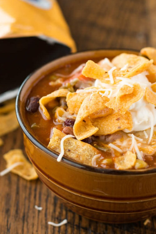 Taco Stew | Oh Sweet Basil