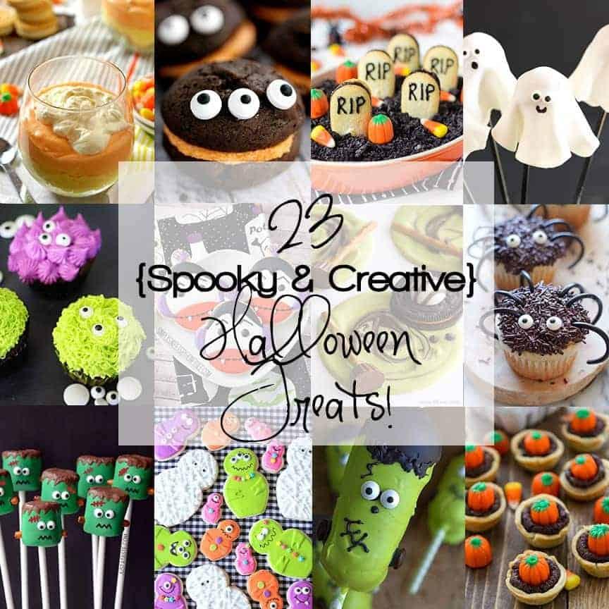 Creative Halloween Decoration Ideas: 23 Spooky & Creative Halloween Treats