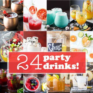 24 Party Drinks