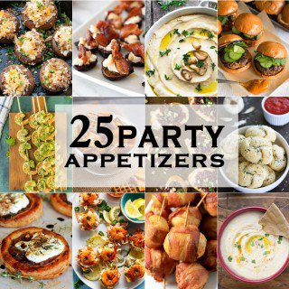 25 Party Appetizers