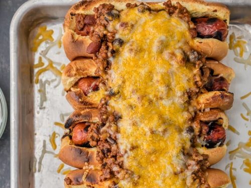 Chili Dog Recipe Best Ever Chili Cheese Dogs Video